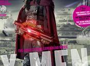X-MEN: Omar couverture d'Empire Magazine