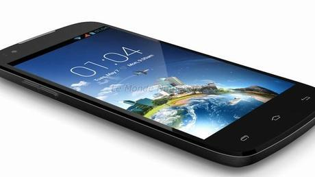 Smartphone Kazam Thunder Q4.5, la 4G abordable
