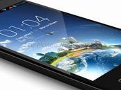 Smartphone Kazam Thunder Q4.5, abordable