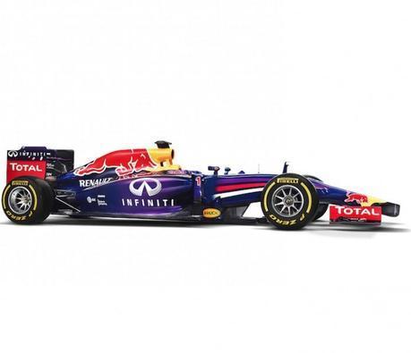 Les Formule 1 pour 2014 sont arrivées