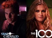 dévoile nouveau avec 'The 100', 'Star-Crossed' autres séries