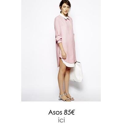 robe rose asos