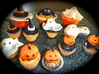 G teau au yaourt et p te sucre th me halloween halloween cake d couvrir - Recette de gateau d halloween ...