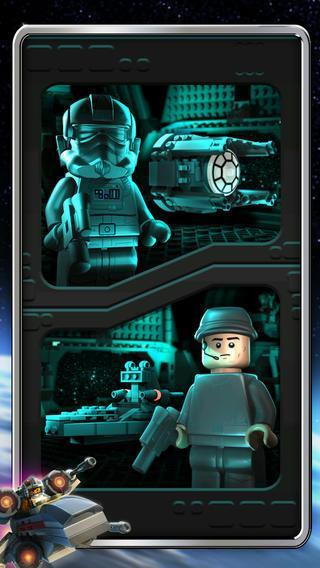 LEGO Star Wars: Microfighters disponible sur iPhone