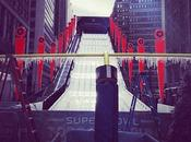 Broadway transforme piste luge pour Super Bowl