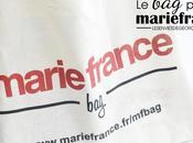 Marie France après box, totebag #janvier2014