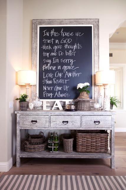décorer son hall d'entrée - paperblog - Comment Decorer Son Hall D Entree