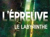 L?épreuve (1/?) labyrinthe James Dashner