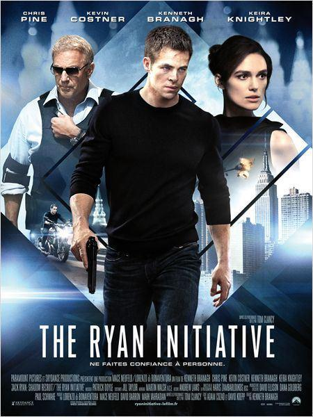Cinéma : The Ryan Initiative