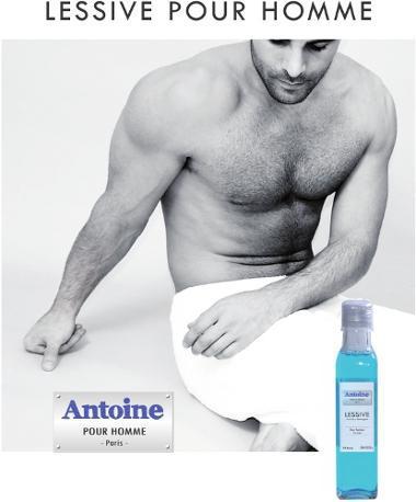 Antoine - lessive pour homme