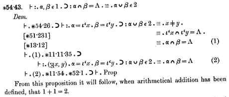 Démonstration formelle que 1+1=2 [2]