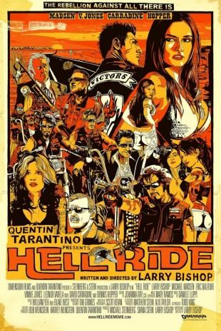[Critique] HELL RIDE