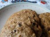 Cookies cannelle flocons d'avoine