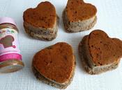 muffins coeurs hyperprotéinés multicéréales épices spéculoos avec graines d'avoine (sans sucre beurre)