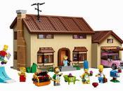 Legos Simpsons sont enfin là...