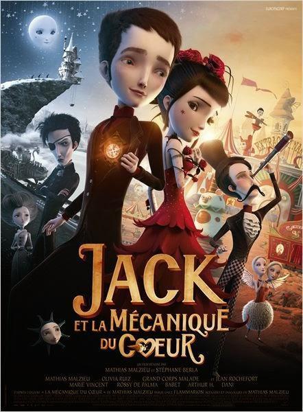 Cinéma Jack et la Mécanique du Coeur / Robocop
