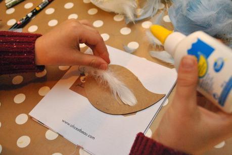 Kit créatif pour enfants par Oh c'est beau