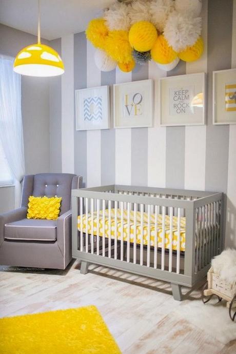 Idée de chambre bébé mixte - Paperblog
