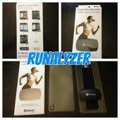 Test cardio-frequencemètre Bluetooth Runalyzer Blue (iPhone 4S, iPhone 5, iPhone 5S et 5C) - Yes I Will
