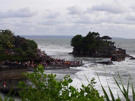 Tanah Lot - Interview I went to Bali too : Frederic