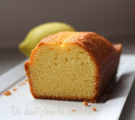 Cake au citron PH2