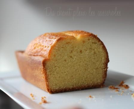 Cake au citron PH