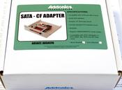 Addonics ADSACF(B) Adaptateur Compact Flash port SATA