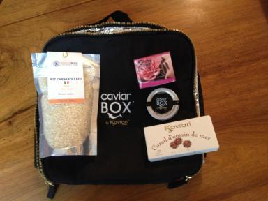 Caviar Box de Kaviari