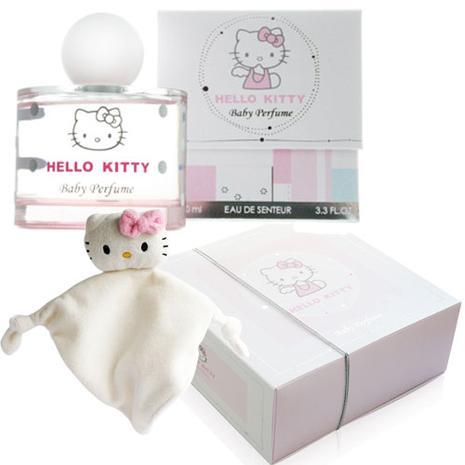 Parfum Hello Kitty Et Sac Doudou à Découvrir