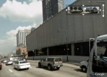 Google Earth : Street View