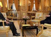 François Hollande choriste l'Elysée