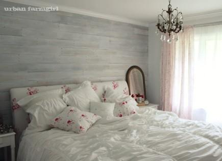 chambre coucher f minine romantique paperblog. Black Bedroom Furniture Sets. Home Design Ideas
