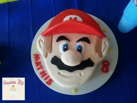 Anniversaire Thème Mario Bross