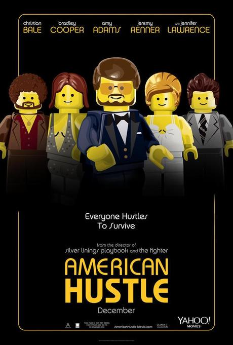 The 9 Best Picture Oscar Nominees Recreated as Lego Movies9
