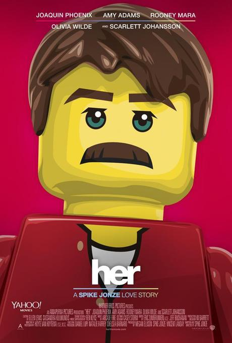 The 9 Best Picture Oscar Nominees Recreated as Lego Movies6