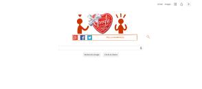Doodle Saint-Valentin