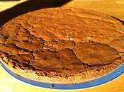 Gâteau chocolat poudre d'amandes