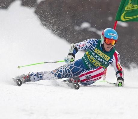 Le skieur Ted Ligety livre sa technique particulière au New York Times