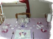 table saint-valentin 2014