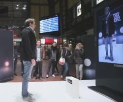 Goertz realite augmentee chaussure essayage marketing communication 250x206 réalité augmentée mode kinect