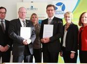 Alsace BioValley signe partenariat économique avec BIOPRO, cluster référence allemand