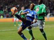 Saint-Etienne (1-1), buts vidéo