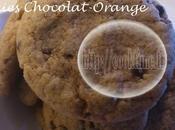 Cookies Chocolat Orange Thermomix)