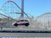 Dyrek record saut voiture marche arrière