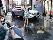 Georgia Jagger pour Mercedes-Benz