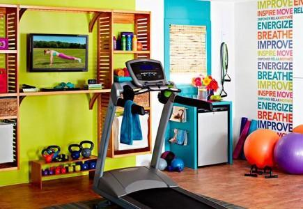 trucs pour créer son gym à la maison  paperblog