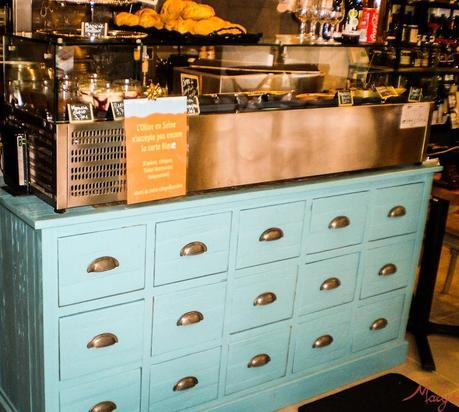 Olive en Seine - Comptoir