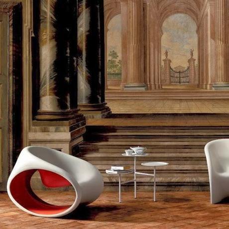 fauteuil mt3 designer ron arad paperblog. Black Bedroom Furniture Sets. Home Design Ideas