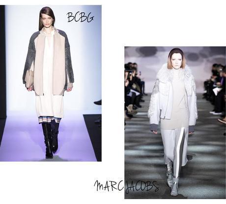 fashion week hiver 14-15, defile BCBG, blouson tendance hiver 2014-2015