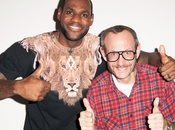 Lebron rend visite Terry Richardson
